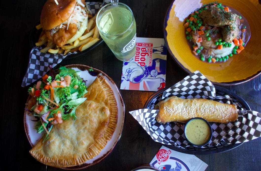 See our menus